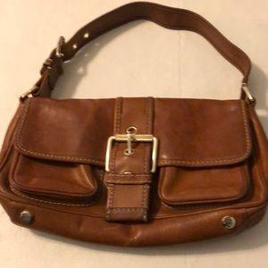 Brown Michael Kors Leather Purse